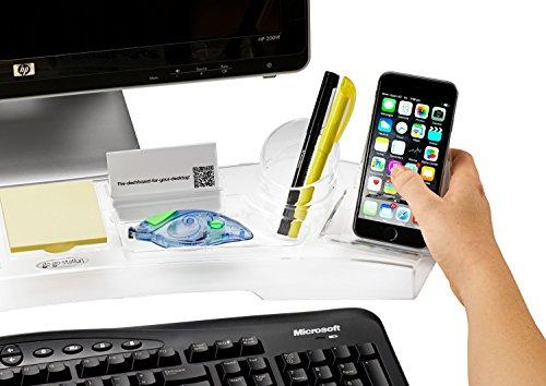 go go station desktop organizer the dashboard for your desktop gadgets nouvelle g n ration. Black Bedroom Furniture Sets. Home Design Ideas