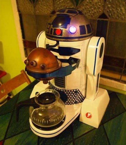 Machine à Café R2-D2