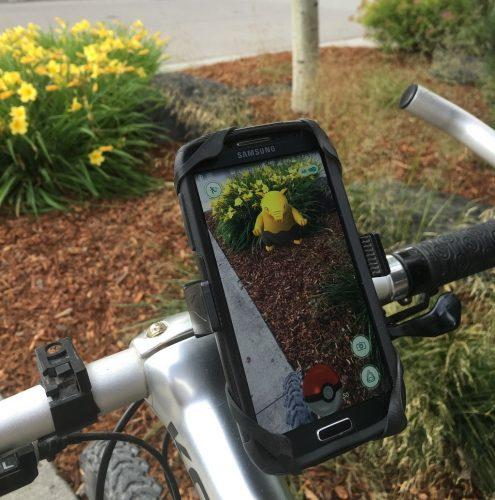 Meilleurs accessoires vélos pour Pokémon Go